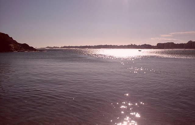 Fim de Tarde na Praia do Forte