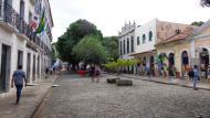 Área de Comercio no Pelourinho