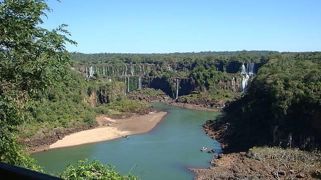 Cataratas do Igua�u (lado brasileiro)