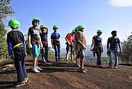Crianças podem participar da caminhada
