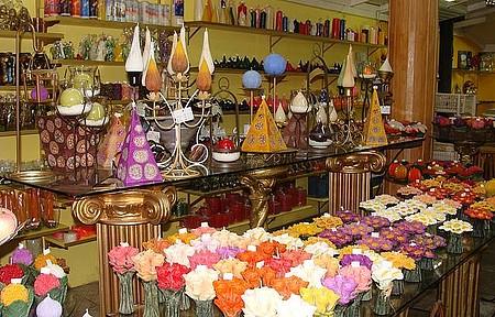 Flammi Mundo da Vela - Velas decorativas artesanais, esculpidas ao vivo.