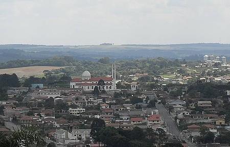 Vista Panorâmica - Igreja de São Benedito ao Centro