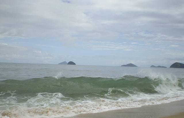 ... Praia Sempre Vazia...