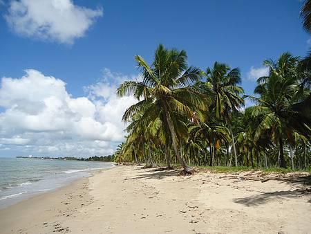 Praia de Gravata - Lugar paradisíaco