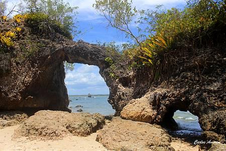 Ilha da Pedra Furada - Portas abertas