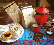 Cafés e doces portugueses