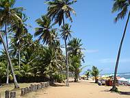 Tranquilidade e beleza natural. Linda praia.