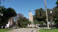 Praça Central de Santos