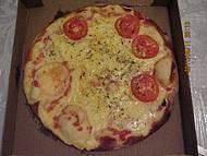 A melhor pizza que ja comi!