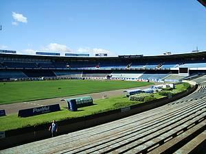 Tour pelos estádios
