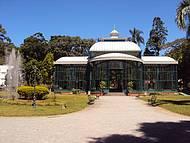 O Palácio foi um presente do Conde D'Eu à sua esposa, a Princesa Isabel.