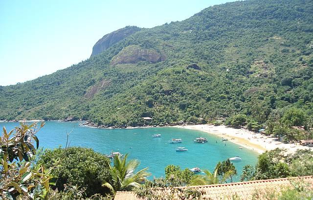 Trilha Ponta da Juatinga. Que lugar lindo!