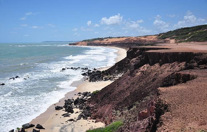 Orla da Praia das Minas