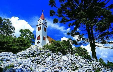 Gramado - Cidade é uma das mais charmosas da Serra Gaúcha