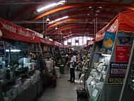 Interior do Mercado Municipal