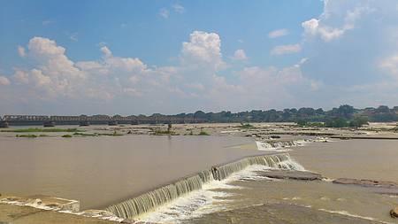Rio São Francisco - Cachoeira