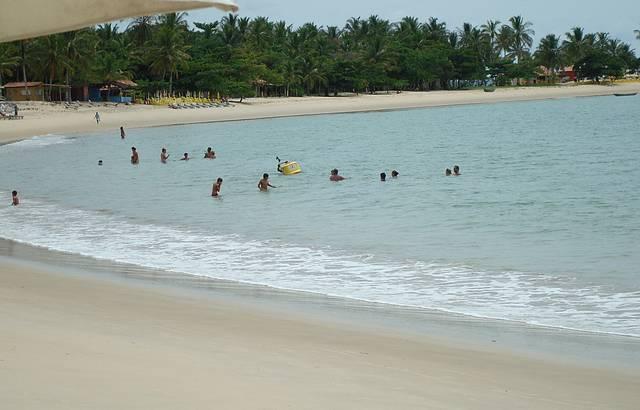 Visual da Praia do Mutá