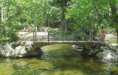 Parque Nacional da Serra dos Órgãos - O lago