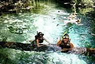 Arraias sãs as principais atrações da flutuação