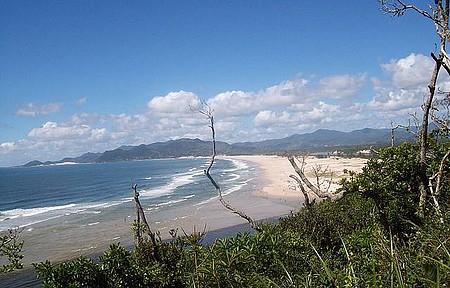Praia da Pinheira - Praia do Embaú