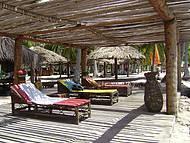 Bora-Bora - Bar de praia charmoso, com boa comida e atendimento nota 10
