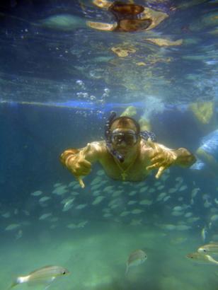 Mergulho nos Parrachos de Maracajau