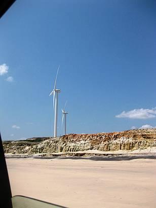 Energia Eólica em Canoa