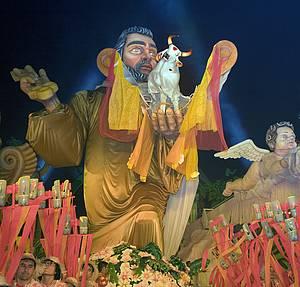 Festival Folclórico: Riquezas de detalhes encantam o público<br>
