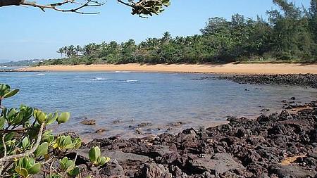 Praia do Sauê - Em cima da Pedra do Urubu