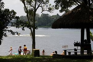 Represa Billings: Ponto de encontro para atividades náuticas<br>
