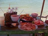 Almoço de Frente ao Mar