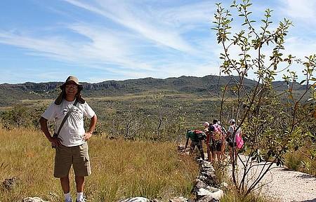 Chapada dos Veadeiros - A caminho do Salto do Rio Preto