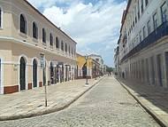 Rua Portugal, o maior arcevo de azulejaria portuguesa na Am�rica Latina