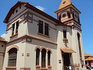 Casa de saúde abriga o Museu da Loucura