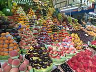 Que bela visão de cores e sabores !!!