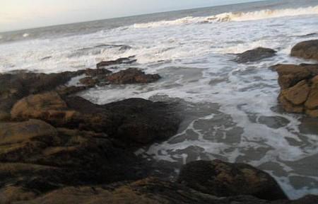 Praia dos Milagres