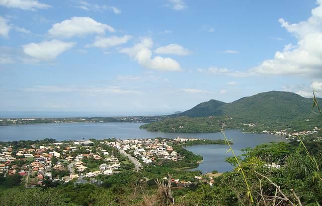 Uma ilha de encantos e beleza