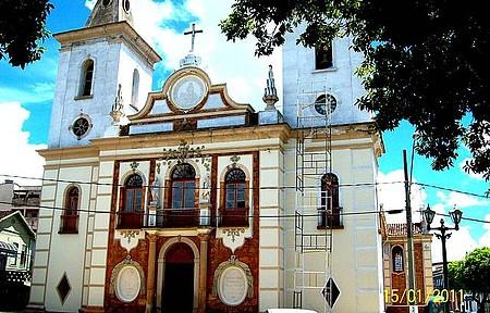 Igreja da Matriz - Muito Linda!!