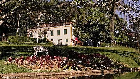 Vista Alegre - Arquitetura e jardins em perfeita harmonia