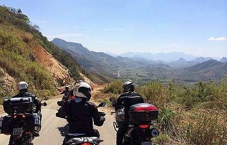 Rota dos Vales Capixabas - Estradas de terra também estão no roteiro