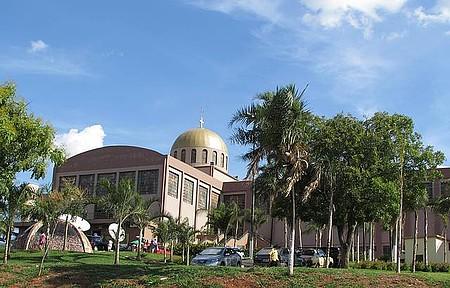 Santuário Divino Pai Eterno - Basílica do santuário