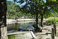 Barcos da Colônia de Pesca do Recanto