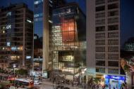 Arquitetura chama a atenção na Avenida Paulista