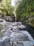 Salto do rio Raizama