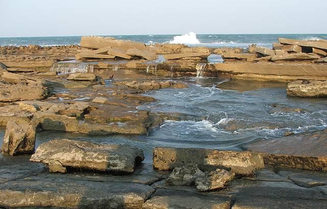 Subindo a maré.