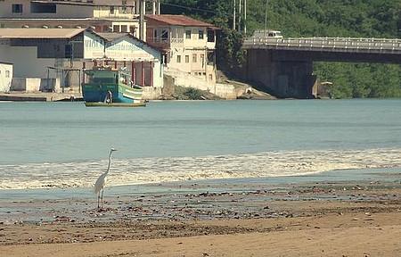 Praia Central de Anchieta Es