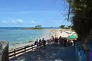 Vista para a Segunda praia
