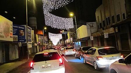 Centro da Cidade - Passeio a noite pelo centro da Udi