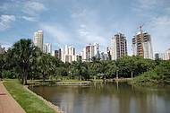 Parque Vaca Brava no setor Bueno