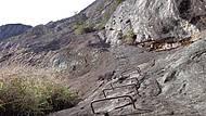 Subida Perigosa da Pedra do Baú